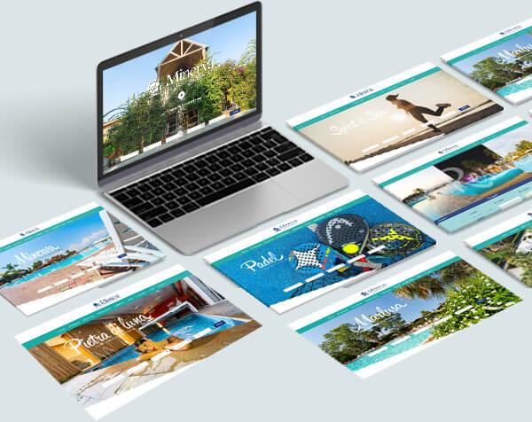 Immagine di presentazione del website Minerva Club Resort
